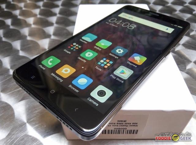 Xiaomi Redmi Note 4X Review