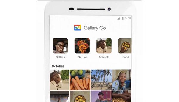 جوجل تطلق تطبيق الجديد Gallery Go  بديل Google photos