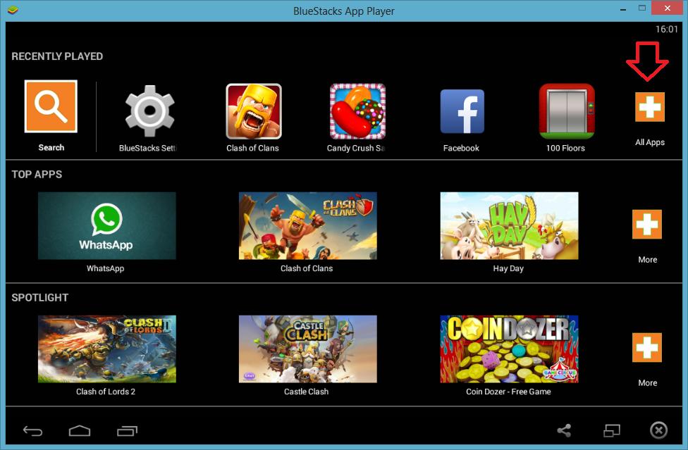 Download BlueStacks App Player 0.10.0.4321 Free - Hunters ...