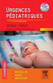 Urgences pédiatriques Livre d'Antoine Bourrillon et Gérard Chéron   1