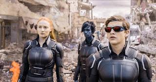 revelada una escena eliminada de x-men: apocalipsis