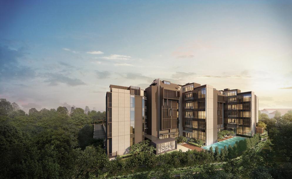 35 Gilstead - Building Facade