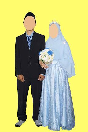 Sewa Gaun Nikahan Syari Malang
