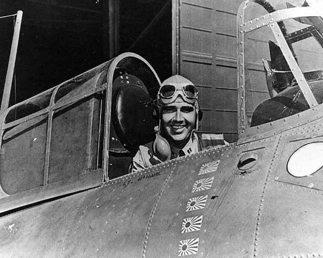 Lt. O'Hare, 20 February 1942 worldwartwo.filminspector.com