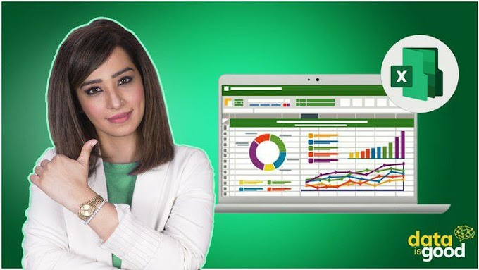 Excel Data Analysis Masterclass with Excel Dashboards [Free Online Course] - TechCracked