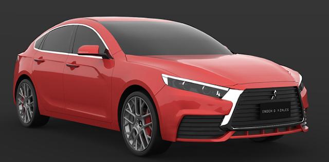 2018 Mitsubishi Lancer Design