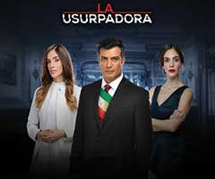 Ver telenovela la usurpadora capítulo 23 completo online