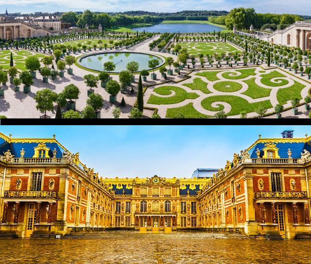 chateau versailles قصر فرساي  شاتو دو فرساي