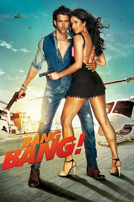 Bang Bang (2014) Hindi 480p BRRip – 450MB