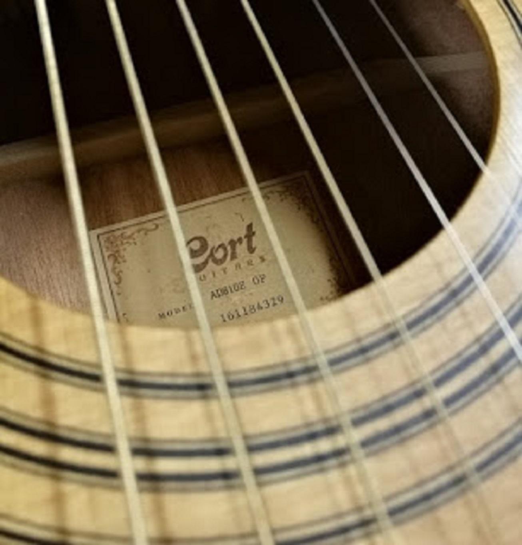 cara mengecek gitar cort asli vs palsu