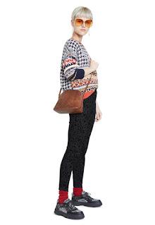 Дамски Панталон с флорален десен - Desiqual