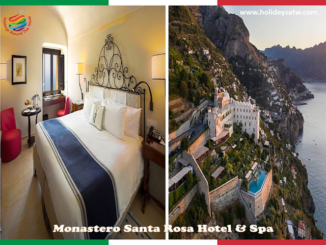 Recommended hotels in Amalfi Coast, Italy