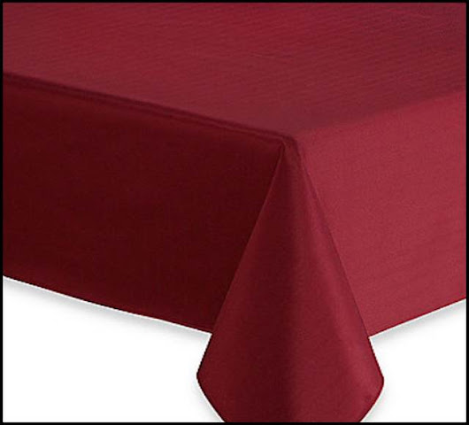 Bed Bath & Beyond Tablecloths - Interested Media