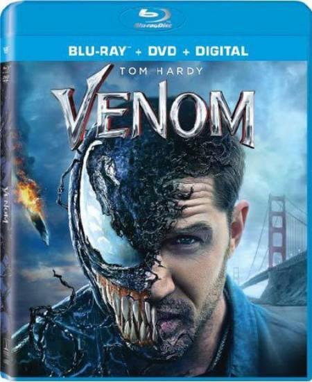 Venom 2018 Hindi Dual Audio 1080p BluRay 1.6GB ESubs