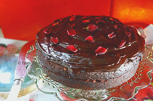 Chocolate Chestnut Torte