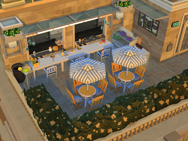 Sims 4 Discover University Wyvern Hall Cafeteria