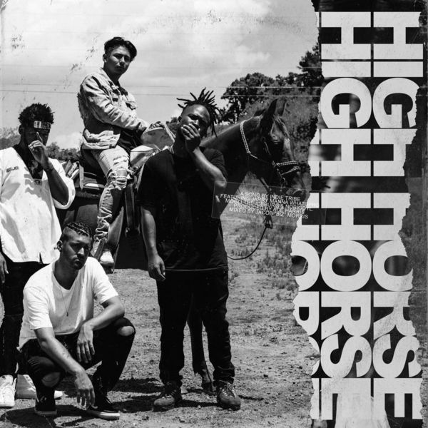 nobigdyl., WHATUPRG, Mogli The Iceburg & Jarry Manna – High Horse (Single) 2017 (Exclusivo WC)