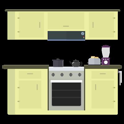220 Volt Cooking Range