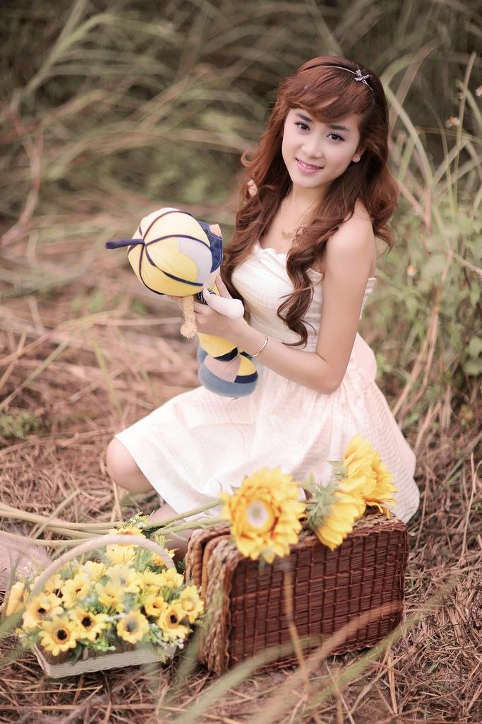 Ảnh đẹp girl xinh Việt Nam chất lượng HD - Ảnh 19