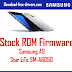 Stock ROM Firmware Samsung A9 Star LiTe SM-A6050