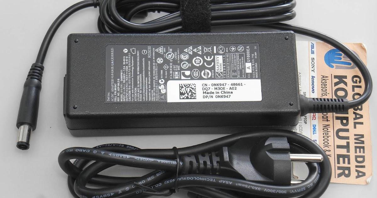 Original Adaptor Dell PA-10 19.5V 4.62A 90W For Inspiron