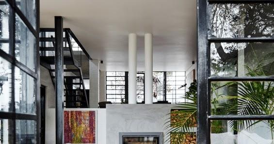 Interior minimalista con influencia provenzal for Design minimalista