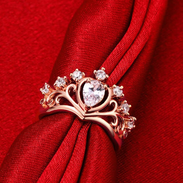 Cubic Zirconia Ring Repair