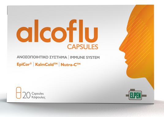 alcoflu: Το νέο σκεύασμα για το κρυολόγημα και την αλλεργική ρινίτιδα
