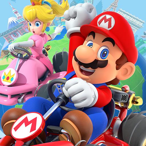 تحميل لعبه Mario Kart Tour مهكره اخر اصدار