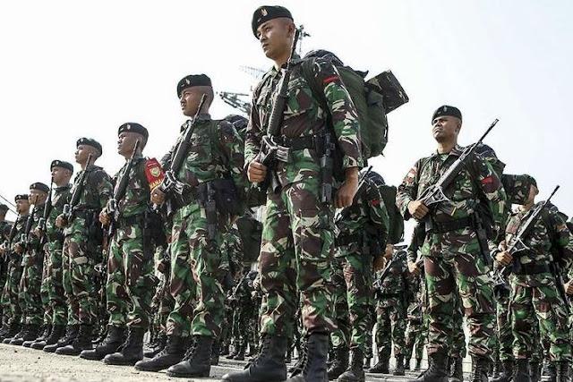 Singkatan-singkatan Di Lingkungan TNI AD