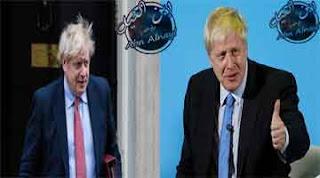 اصابة رئيس الوزارء البريطاني بفيروس كورونا اختبارات بوريس جونسون إيجابية لفيروس التاجية