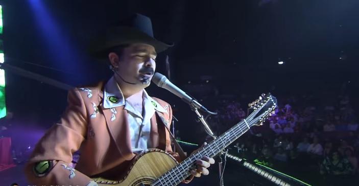 Cantante de los Tucanes de Tijuana