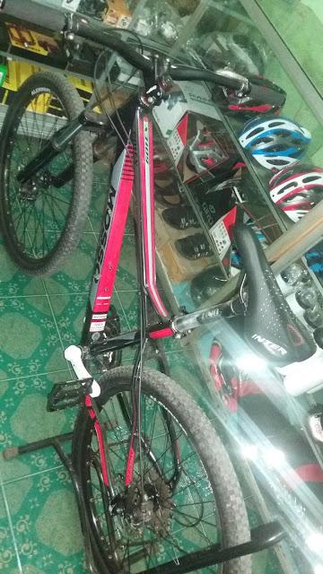 jual sepeda bekas (sepeda gunung mtb bmx road  balap folding lipat) merk merek mosso2