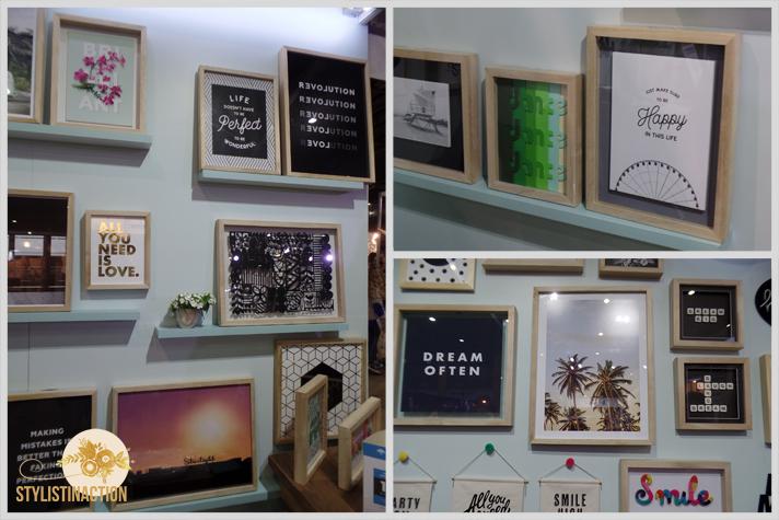 cuadros divinos para armar un mega gallery wall