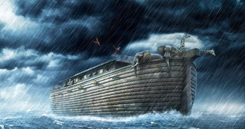 Resultado de imagen de El diluvio universal, fábula o realidad