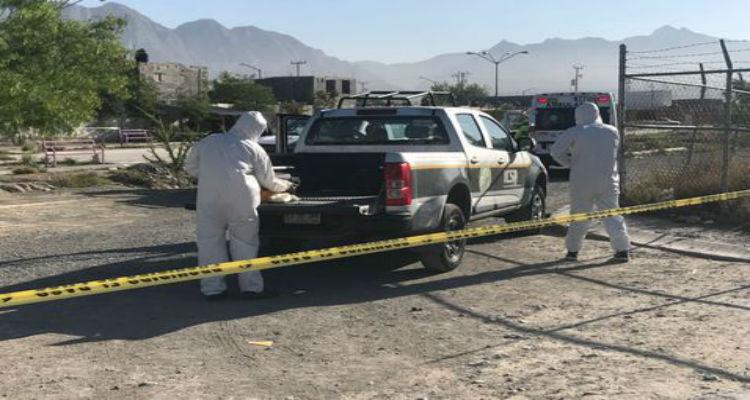 Encuentran cadáver de mujer ejecutado y con el rostro desfigurado en Nuevo León