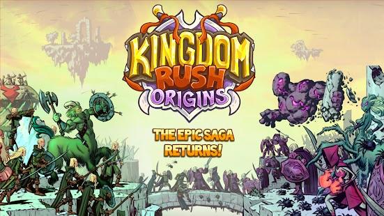 Kingdom Rush Origins Apk Mod+Data Free on Android Game Download