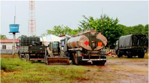 Exército chega em Bacabeira, e duplicação da BR-135 deve continuar no Maranhão
