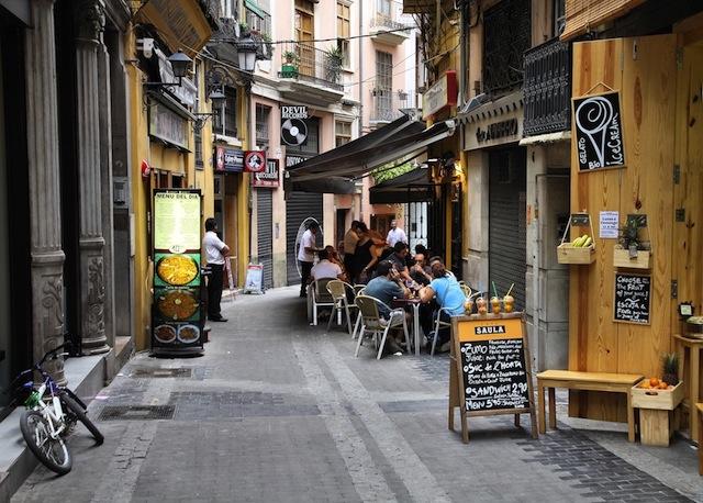 Melhores bares em Valência