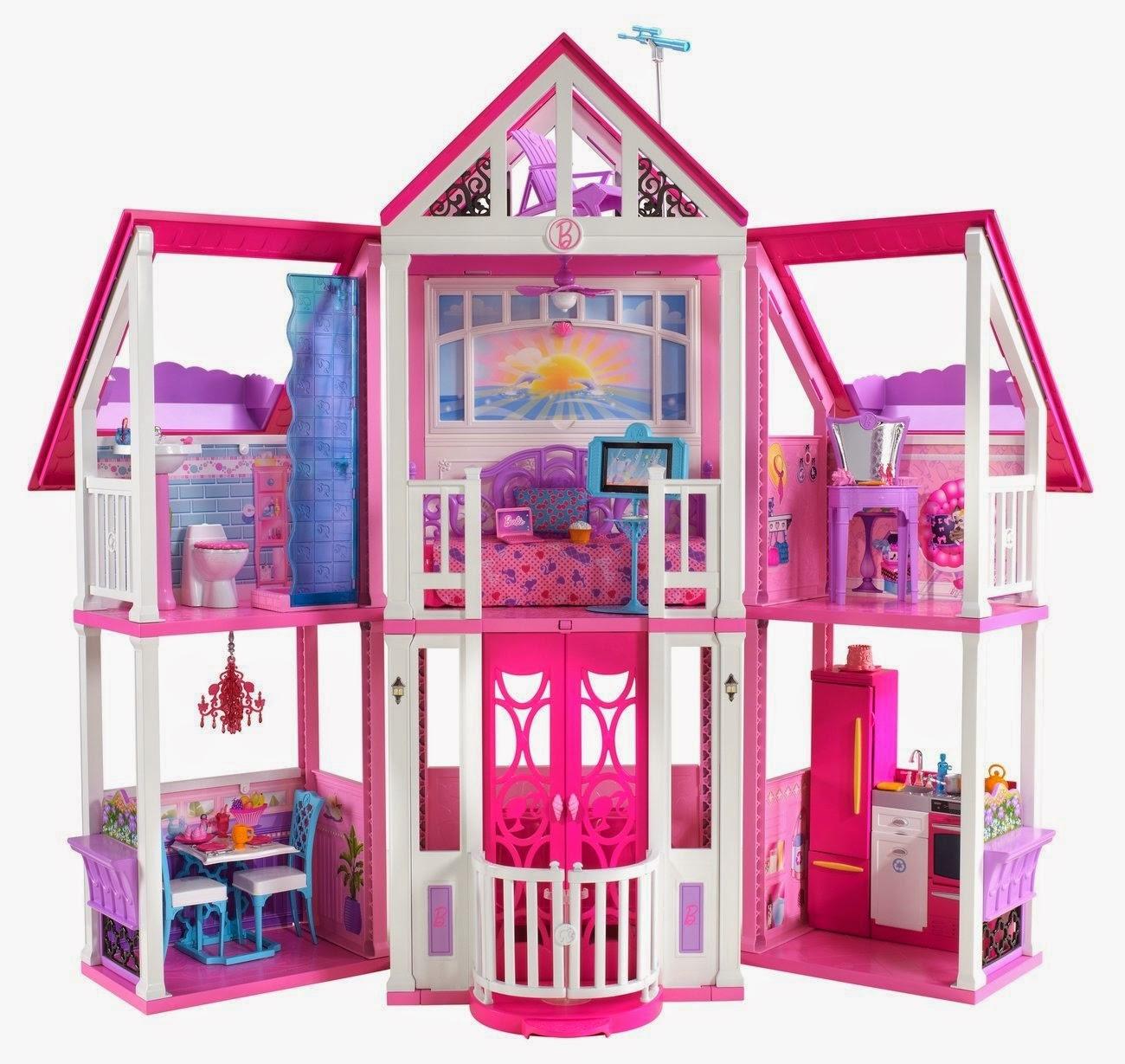 Barbie Malibu SCONTATA CON SPEDIZIONE GRATUITA!