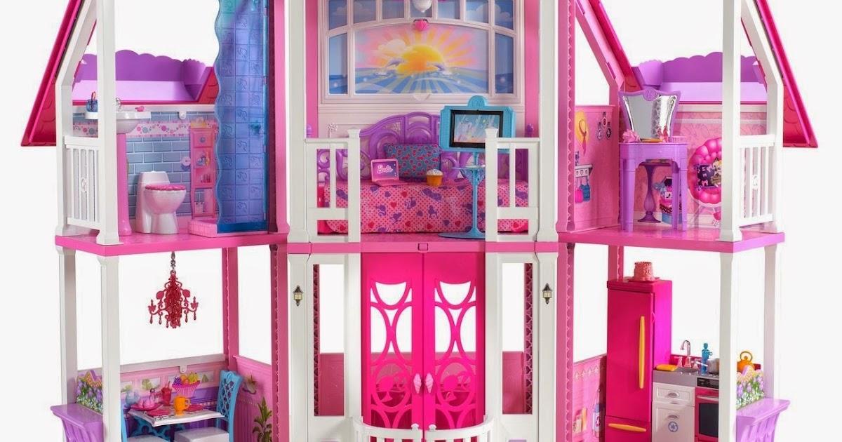 giochi barbie la casa di malibu di barbie in offerta