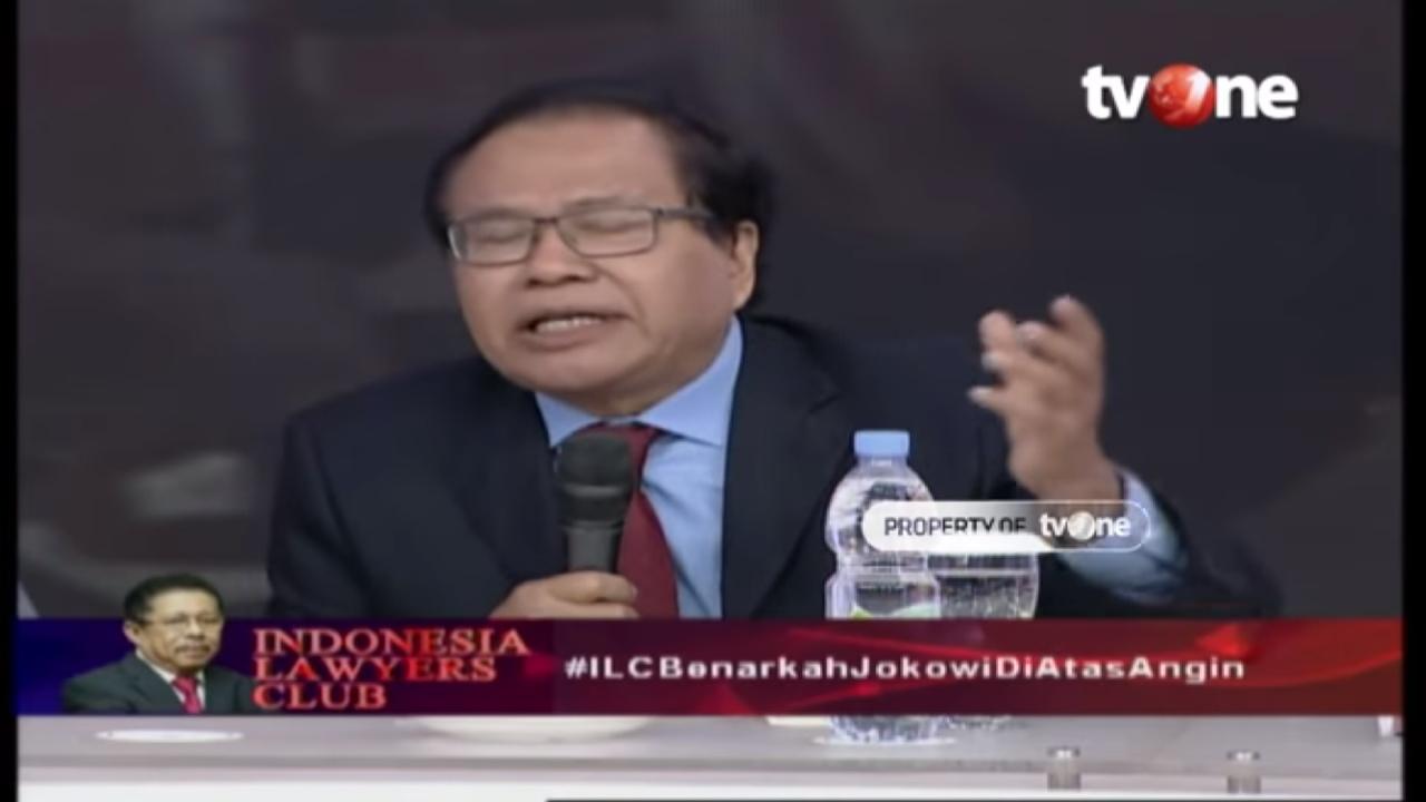 #ILCBenarkahJokowiDiAtasAngin, Rizal Ramli Bongkar Borok Infrastrukur