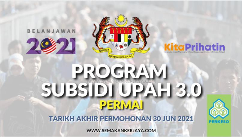 Program Subsidi Upah 3.0