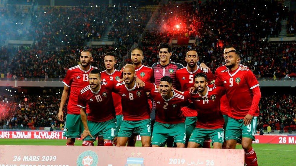 تعرف علي أخر إستعدادات منتخب المغرب لبطولة كأس الأمم الإفريقية 2019