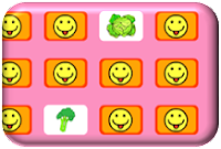 http://www.eslgamesplus.com/esl-vegetable-vocabulary-memory-game-for-low-beginners/