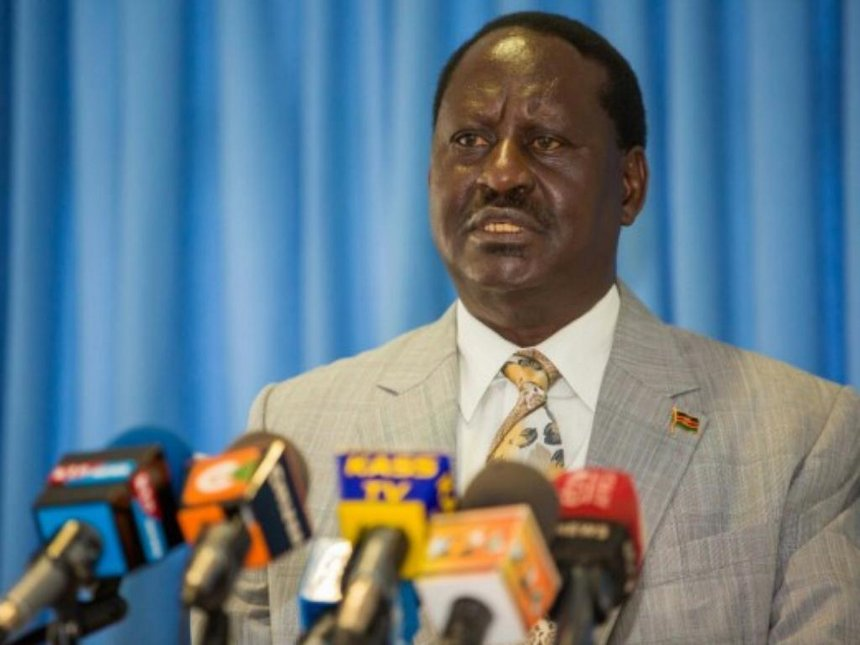 Exclusive Revelation: Shocking Reason Why Raila Odinga Fled To Zanzibar