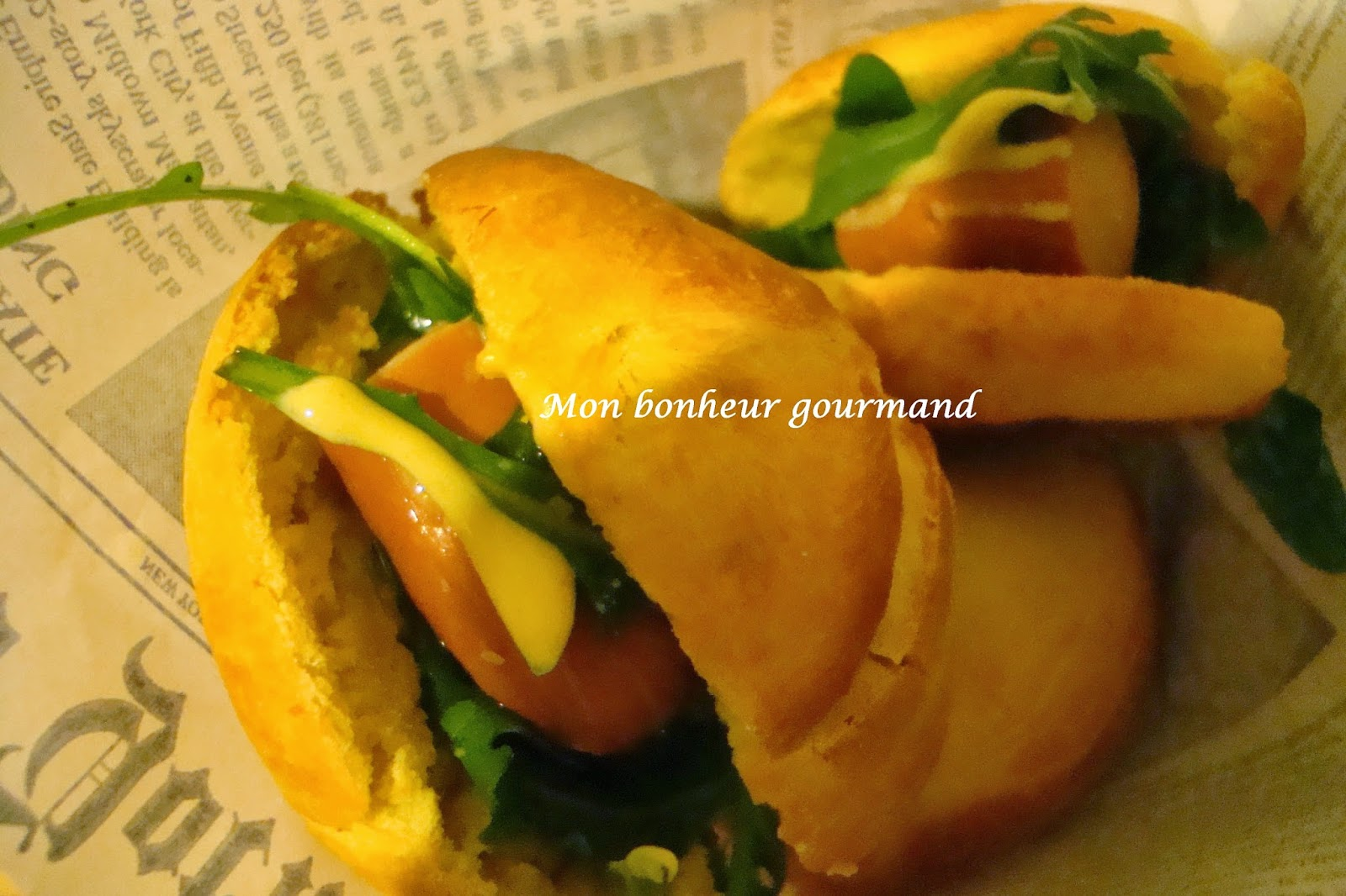 Recette Hot Dog De Luxe