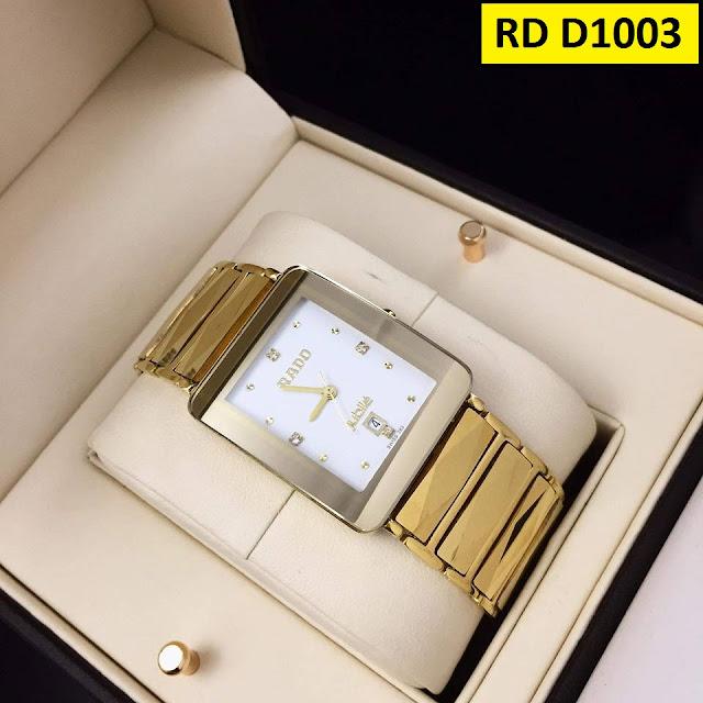 Đồng hồ Rado dây đá ceramic RD D1003