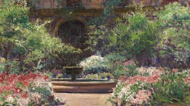 Claustro mayor de la Merced y patios del Museo de Bellas Artes de Sevilla