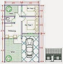 desain rumah minimalis type 60 terbaru